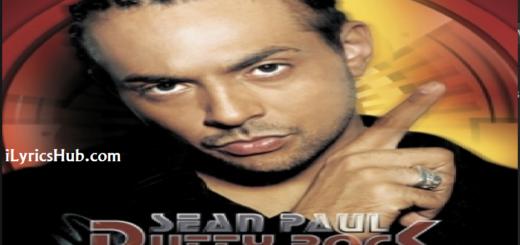 Top of the game Lyrics - Sean Paul