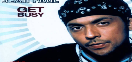 Get Busy Lyrics - Sean Paul