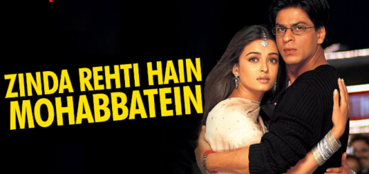 Zinda Rehti Hain Mohabbatein Lyrics (Full Video) - Mohabbatein
