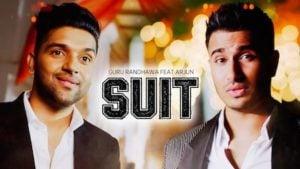 Suit Lyrics Guru Randhawa | Arjun