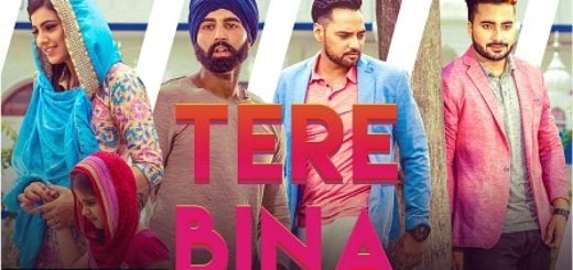 Tere Bina Lyrics - Monty & Waris Ft. Ginni Kapoor