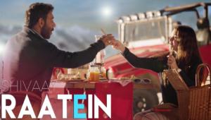 Raatein Lyrics – SHIVAAY by Jasleen Royal, feat. Ajay Devgn
