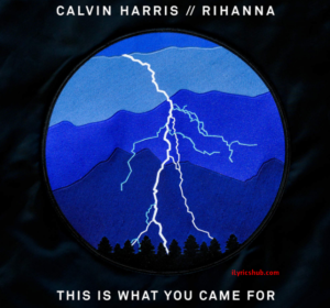This Is What You Came for Lyrics - Calvin Harris ft. Rihanna