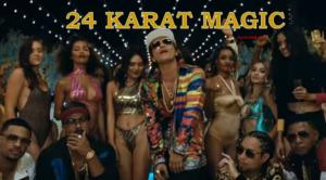 24K Magic Lyrics - Bruno Mars