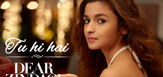Tu Hi Hai Lyrics - Dear Zindagi | Gauri S | Alia | Shah Rukh | Amit |
