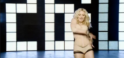4 minutes Lyrics - Madonna