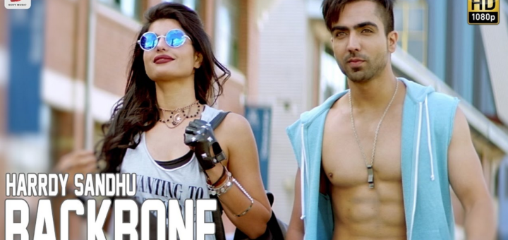 Backbone Lyrics Hardy Sandhu