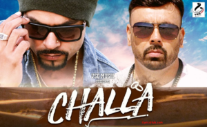 Challa Lyrics (Full Video) - Gitta Bains | Bohemia |