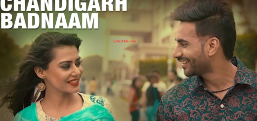 Chandigarh Badnaam Lyrics - Vippy Singh |Jassi X|