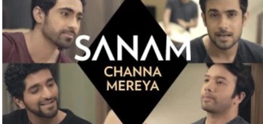 Channa Mereya Lyrics Sanam version