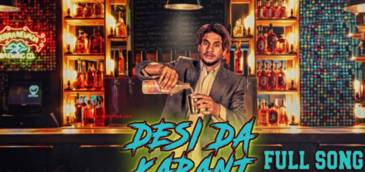Desi Da Karant Lyrics (Full Video) - Vadda Grewal | Latest Punjabi Songs 2017 |
