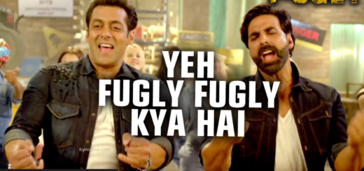 Fugly Fugly Kya Hai Lyrics (Full Video) - Fugly | Akshay Kumar, Salman Khan | Yo Yo Honey Singh