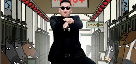 Gangnam Style Lyrics (Full Video) - Psy