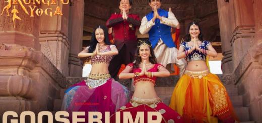 Goosebump Lyrics (Full Video) - Kung Fu Yoga | Jackie Chan, Sonu Sood, Disha Patani & Amyra Dastur | Fazilpuria |