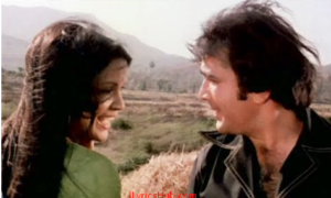 Hum Dono Do Premi Lyrics (Full Video) - Ajanabee | Rajesh Khanna, Zeenat Aman |