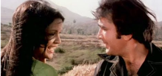 Hum Dono Do Premi Lyrics (Full Video) - Ajanabee | Rajesh Khanna, Zeenat Aman |