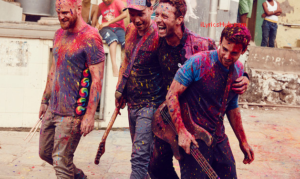 Hymn For The Weekend Lyrics - Coldplay (Full video)