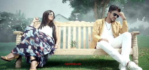 Ishq Da Butta Lyrics (Full Video) - Nawaab Saab | Latest Punjabi Song 2017 |