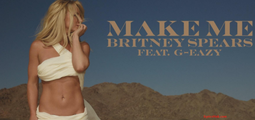 Make Me Lyrics (Full Video) - Britney Spears ft. G-Eazy