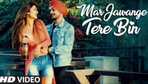 Mar Jawange Tere Bin Lyrics (Full Video) - GSD | Money Sondh, Happy Randhawa | Latest Punjabi Song