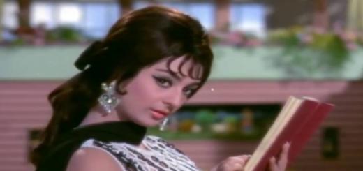 Mere Saamne Wali Khidki Mein Lyrics (Full Video) - Padosan | Saira Banu, Sunil Dutt & Kishore Kumar |