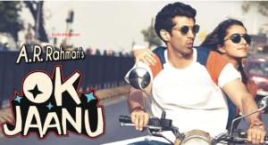 Saajan Aayo Re Lyrics - OK Jaanu | Jonita Gandhi, Nakash Aziz |