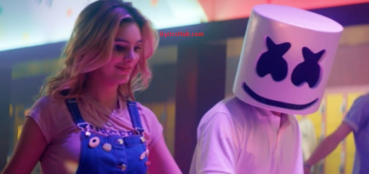 Summer Lyrics – Marshmello with Lele Pons