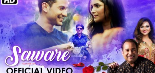 Saware Lyrics (Full Video) - Anupama Raag ,Rahat Fateh Ali Khan, Vartika Singh, Kunal Khemu