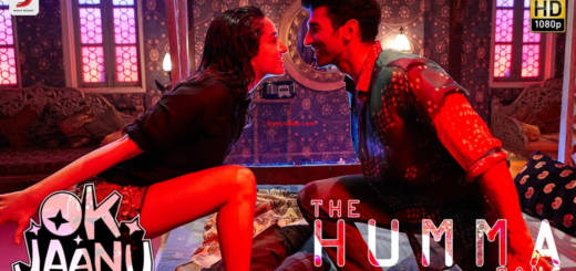 The Humma Song Lyrics(Full Video) - OK Jaanu | A.R. Rahman, Badshah, Tanishk |