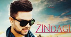Zindagi Lyrics (Full Video) - Akhil | Latest Punjabi Song 2017 |