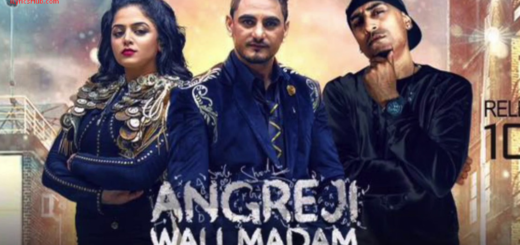 Angreji Wali Madam Lyrics (Full Video) | Kulwinder Billa, Dr Zeus, Shipra |