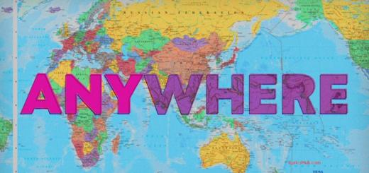 Anywhere Lyrics - Dillon Francis ft. Will Heard