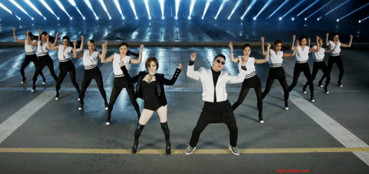 Gentleman Lyrics - PSY
