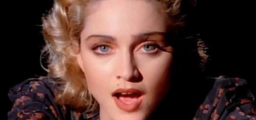 Live To Tell Lyrics - Madonna