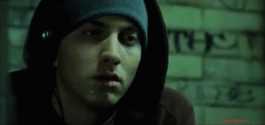Lose Yourself Lyrics (Full Video) - Eminem