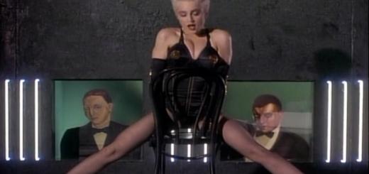 Open Your Heart Lyrics (Full Video) - Madonna