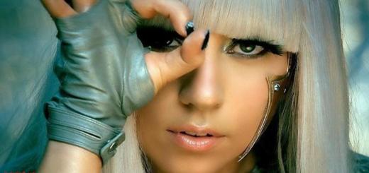 Poker Face Lyrics (Full Video) - Lady Gaga