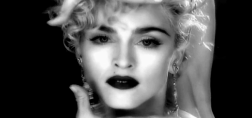 Vogue Lyrics (Full Video) - Madonna