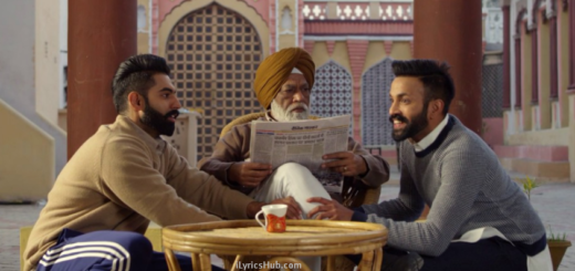Wang Lyrics (Full Video) - Dilpreet Dhillon ft. Parmish Verma