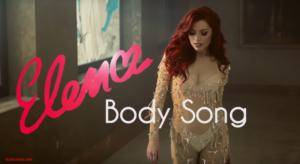 Body Song Lyrics (Full Video) English Song - Elena
