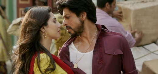 Halka Halka Lyrics (Full Video) - Raees | Shah Rukh Khan & Mahira Khan |