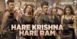 Hare Krishna Hare Ram Lyrics (Full Video) - Commando 2