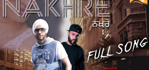 Nakhre Lyrics (Full Video) - Nav Deep Feat. Raxstar