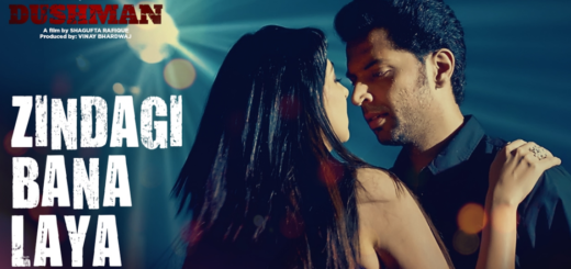Zindagi Bana Laya Lyrics (Full Video) - Dushman | Sonu Nigam |