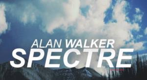 Spectre Lyrics (Full Video) - Alan Walker