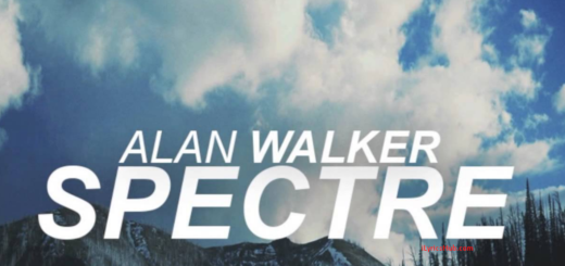 Spectre Lyrics - Alan Walker