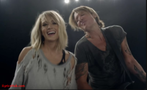 The Fighter Lyrics (Full Video) - Keith Urban ft. Carrie Underwood