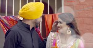 Viah Wali Gall Lyrics (Full Video) - Harjot Dhillon |Aka Jotti Dhillon|