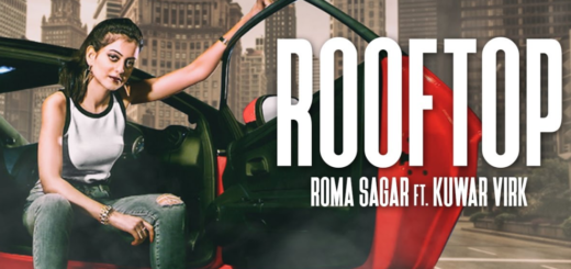 Rooftop Lyrics (Full Video) - Roma Sagar Ft. Kuwar Virk
