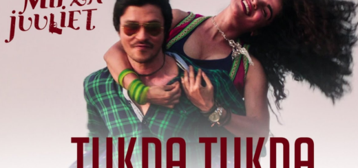 Tukda Tukda Lyrics (Full Video) - Mirza Juuliet | Asees Kaur, Krsna Solo |